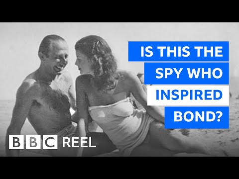 The Real Life Spy Who Inspired the James Bond Series