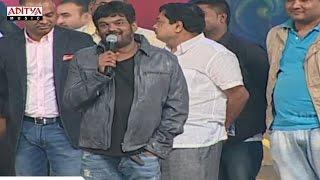 Puri Jagannadh Full Speech @ Temper Audio Launch Live    Jr. NTR, Kajal Aggarwal