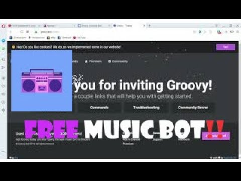 Download How To Make A Music Bot For Your Discord Free Video 3GP Mp4