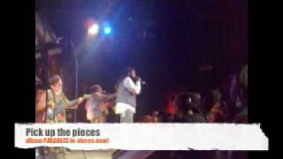 TARRUS RILEY -PICK UP PIECES(LIVE)