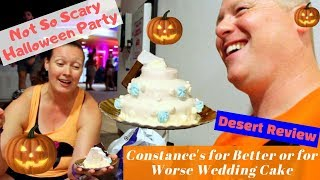 Constance For Better Or For Worse Wedding Cake | Disney Dining Review