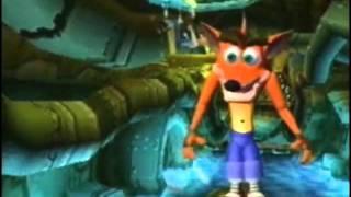 Crash Bandicoot 2  - Demo-CD Commercial