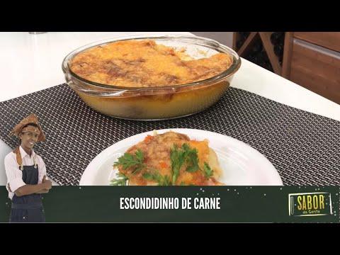 [Sabor da Gente exibido em 20/01/2021]Aprenda a fazer Escondidinho de Carne com Chef Rivandro França