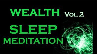 WEALTH While You SLEEP~Vol 2~MANIFEST ANYTHING