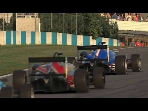 A fast lap from Max Verstappen with iRacing in the F3