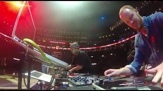 Raptors Halftime Show - DJ Jazzy Jeff, Skratch Bastid, Hedspin & Four Color Zack