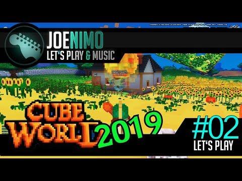Cube World 2019 #02 | Za mága to bude větší výzva ^^ | CZ/SK