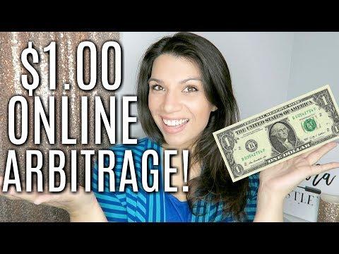 $1.00 Sourcing ONLINE Arbitrage Sites for Resale on eBay Amazon // Best Online Dollar Stores