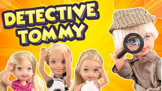 Barbie - Detective Tommy | Ep.304