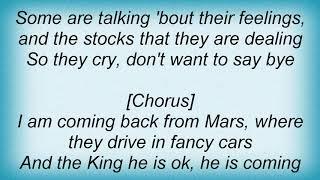 Aqua - Back From Mars Lyrics