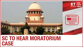 SC to hear four petitions seeking loan interest waiver during moratorium period