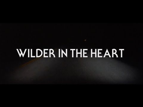 Butch Walker - Wilder in the Heart [Lyric Video]