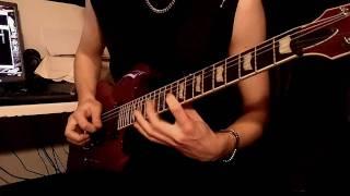 Dark Age - Suicide Crew (Guitar Cover)