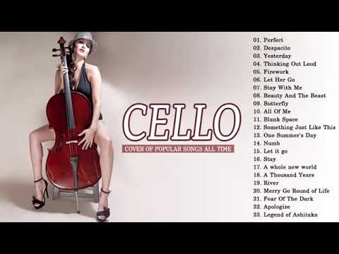 Best Cello Covers of Popular Songs 2019 - Top Instrumental Cello Covers All Time