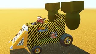 КРУТЫЕ ПОСТРОЙКИ В СКРАП МЕХАНИК ► Scrap Mechanic