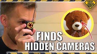 This $20 Gadget Checks Your Hotel for Hidden Cameras