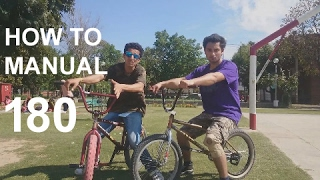 How to's | Manual To 180 India