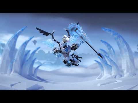 Vidéo LEGO Chima 70210 : CHI Vardy