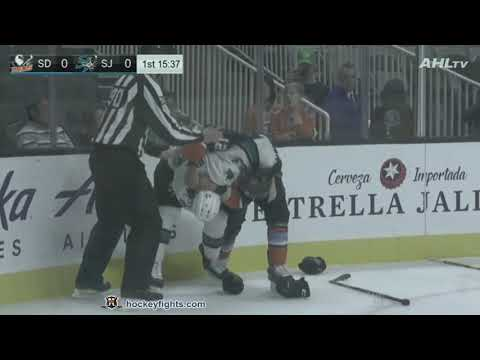 Jeffrey Truchon-Viel vs. Corey Tropp