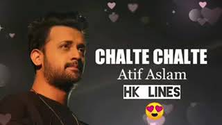 Atif Aslam Upcoming Song Chalte Chalte from Upcoming Movie Mitron