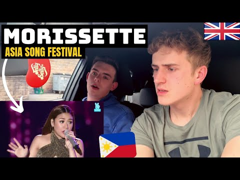 Is this the best singer in the world? | MORISSETTE AMON - ASIA SONG FESTIVAL 2017 | GILLTYYY