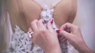 How Its Made: My Dream Wedding Dresses Designed By Rminé Bespoke | Elizabeth Keene