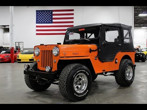 Video of '62 Jeep - PC3Z
