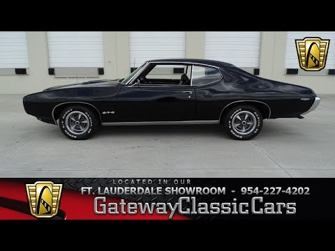 1969 Pontiac GTO for Sale - CC-985672