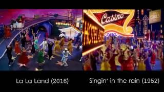 La La Land, un film pleins de références