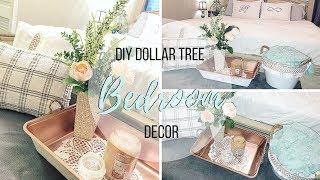 DIY DOLLAR TREE BEDROOM DECOR