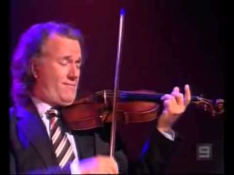 Andre Rieu Stirs Us into Emotion with his Tribute to Sinatra