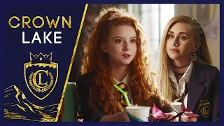 """Nellie uncovers a sad truth behind Tiffany's tough exterior. Meanwhile, Ryan investigates some of the strange goings-on at Crown Lake... with Nellie at the center.   SUBSCRIBE: https://brat.tv/BratSub  WATCH MORE CROWN LAKE https://brat.tv/CrownLake_Season1  ABOUT CROWN LAKE When Eleanor """"Nellie"""" Chambers shows up at Crown Lake Academy, a fancy all-girls boarding school, she knows this school is her ticket to a new & better life. But she also knows fitting in and learning the ropes isn't going to be easy. Until she finds a guide.  ABOUT BRAT Brat makes original shows with all of your favorite creators! Tune in every day at 3pm for full episodes of """"Chicken Girls,"""" """"Total Eclipse,"""" """"Zoe Valentine"""" and more.  CROWN LAKE 