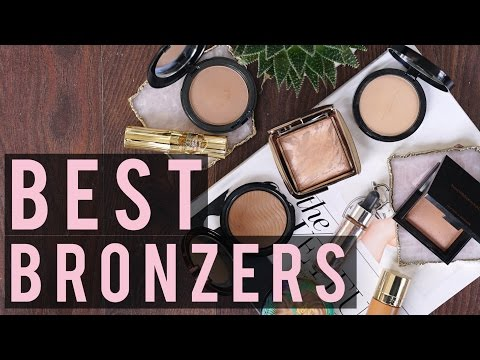 10 BEST BRONZERS | Jamie Paige