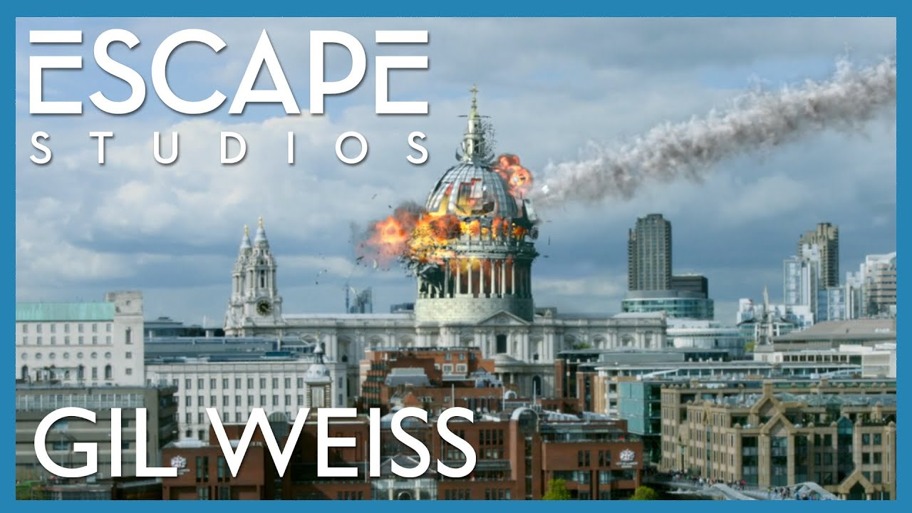 Escapee Showreels - Gil Weiss