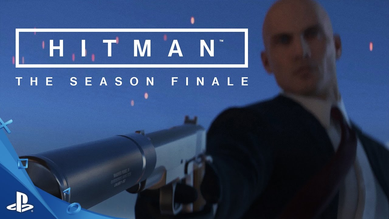 Hitman Season Finale Out Today on PS4