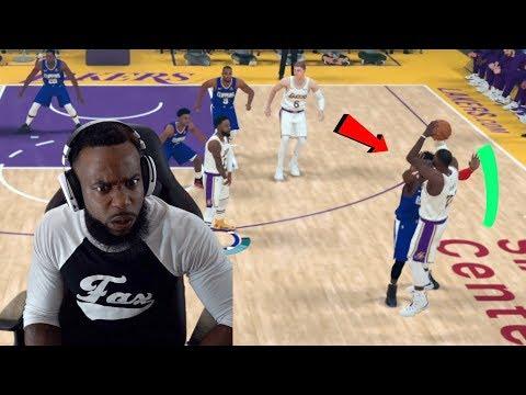 LeBron Shows Kawhi Why He Needs To Join The Lakers! NBA 2K19 Ep 119