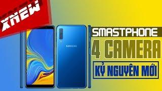XNews 20/09: Smartphone 4 camera đầu tiên của Samsung