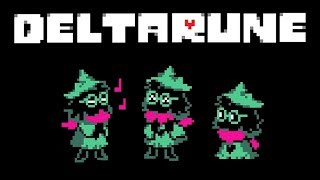 THE POWER OF FLUFFY BOYS SHINE WITHIN US | Delta Rune - Part 2
