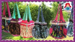 The Sami Boho Bags Are Ready!