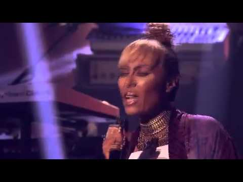 Alicia Keys - Not Even The King (Live on Letterman) - YouTube