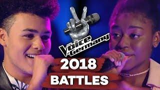 James Bay   Us (James Smith Jr. Vs. Doriane Kamdem Mabou)   The Voice Of Germany   Battle