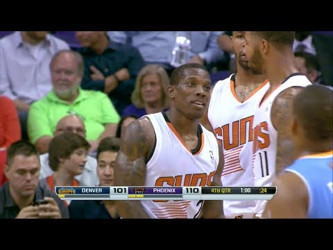 Eric Bledsoe Full Highlights vs Nuggets (Clutch Shot) – 17 Points 9 Assists (2013.11.08)