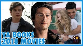 11 YA Books Hitting the Big Screen in 2018 | 2018 Movie Preview
