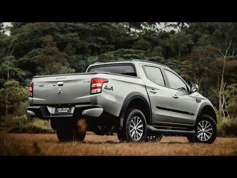 Novo Mitsubishi L200 Triton 2021:Veja os Detalhes! Preços, Outdoor, Visual, Interior e Ficha técnica