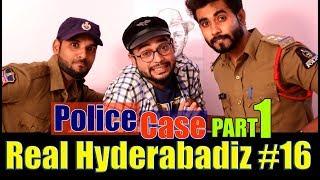 Real Hyderabadi #16 | Police Case | Best Hyderabadi Comedy Video | DJ Adnan Hyd | Abdul Razzak