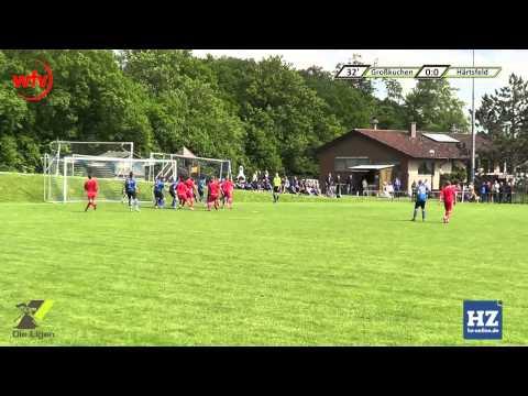 SV Großkuchen - FC Härtsfeld 03: Zusammenfassung