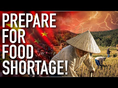 China Heading To A Major Food Shortage! You Need To Get Prepared For Worldwide Starvation! - Must Epic Economist Video