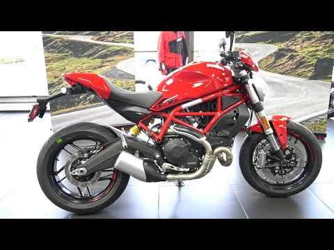 2020 Ducati Monster 797+ in West Allis, Wisconsin - Video 1