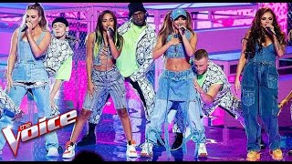 Little Mix   Bounce Back (Live At The Voice Australia 2019)