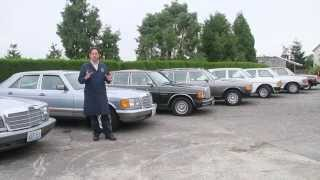 Introduction to Older Mercedes Ownership: 1975 to 1995 Benz Series Part 1 w/ Kent Bergsma